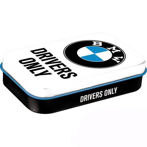 Doboz (cukorkás) XL BMW DRIVERS ONLY