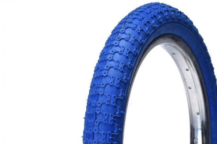 gumi abroncs biciklire, 16 X 2.125 M100 AWINA (kék)