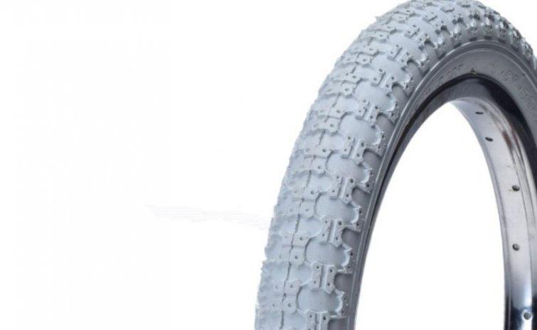 gumi abroncs biciklire, 16 X 2.125 M100 AWINA (fehér)