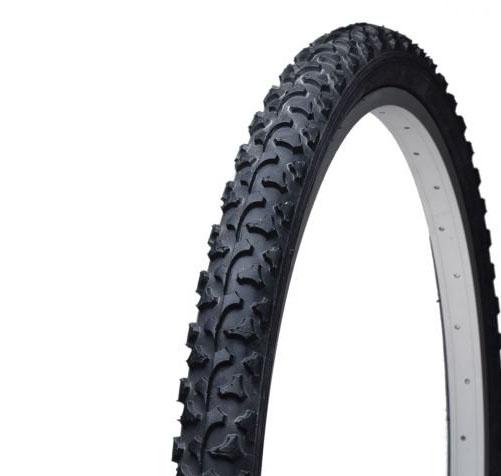 Abroncs külső, kerékpár 24x2m00 54-507 VRB115 BK