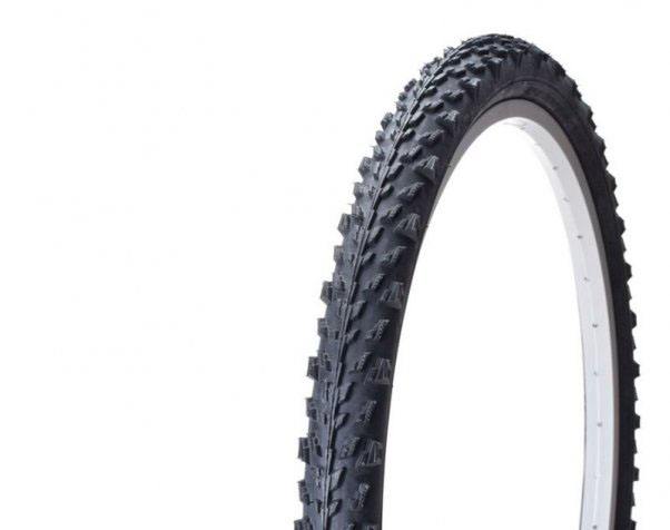 gumi abroncs kerékpár bicikli,24X1,95 54-507 VRB148 BK