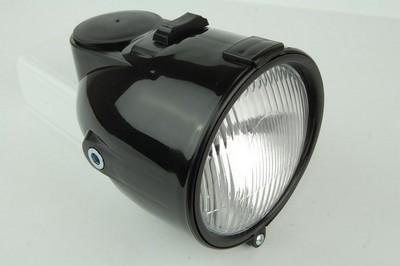 első fényszóró, ROMET új modell