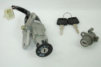 zár szett, kulcs, gyújtás OGAR900