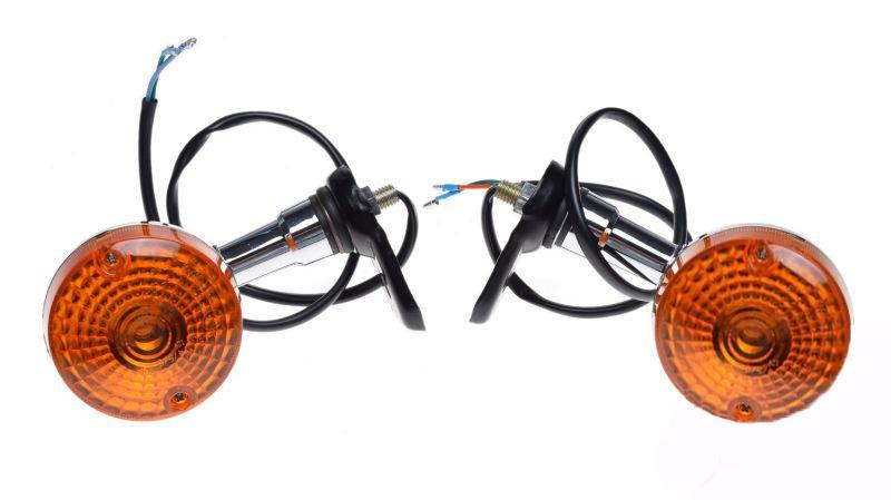 Index, irányjelző lámpa szett (jobb+bal) SUZUKI GN125