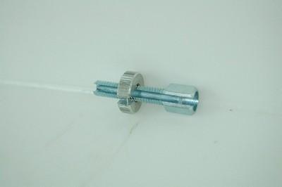 állító csavar, bovdenhez MZ, hosszú 30mm csavarral