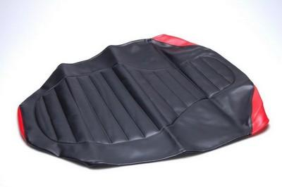 huzat, ülés SR fekete-piros