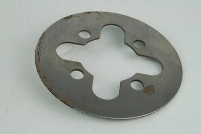 kuplung lamella fém S50