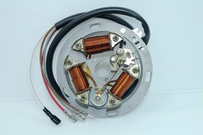 generátor állórész komplett, generátor/gy. Simson S51 6V CONT. B