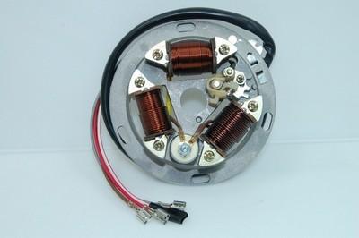 generátor állórész komplett, generátor/gy. Simson S51 12V CONT.