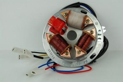 generátor állórész komplett, generátor/gy. SIMSON C.D.I. 8305.2/