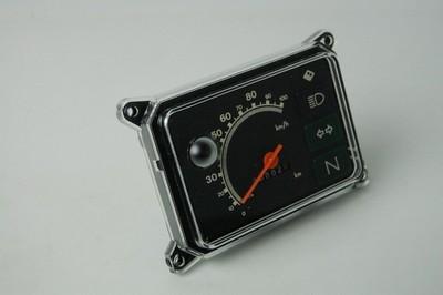 sebességmérő műszer SR +TELLTALES 12V