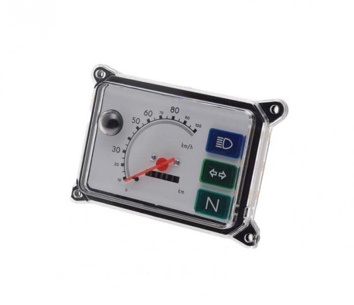 sebességmérő műszer Simson SR