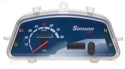 sebességmérő műszer SR új modell