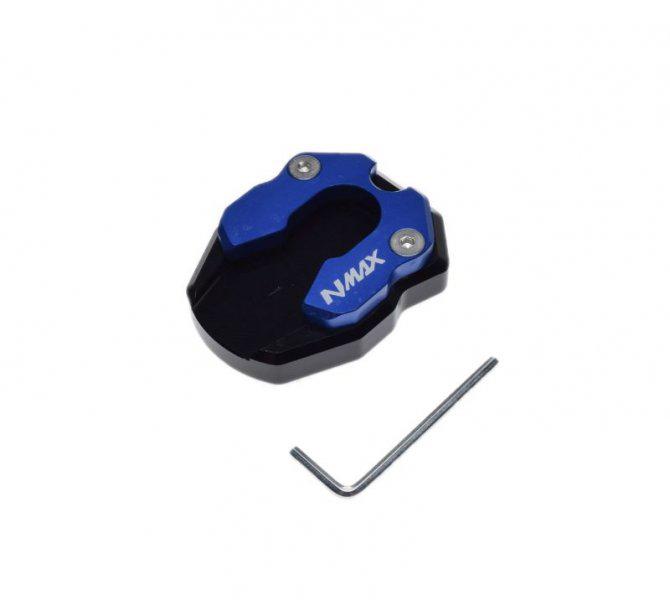 Talp, oldal sztender Yamaha NMAX (kék)
