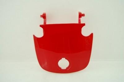 fedél /idom, üzemanyag sapka piros Keeway Hurricane