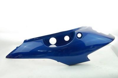 idom, bal, hátsó ülés kék Keeway Hurricane