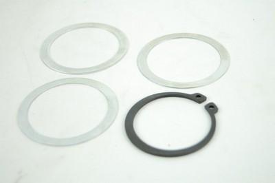 kapcsoló gyűrű szett +alátét, hátsó kerék lánckerék