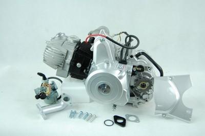 motor, komplett, 110cm3 4ütem