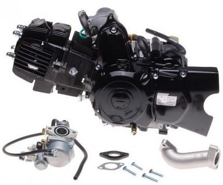 motor, komplett 125cc 4ütem 154FMI 4seb 8.8kW