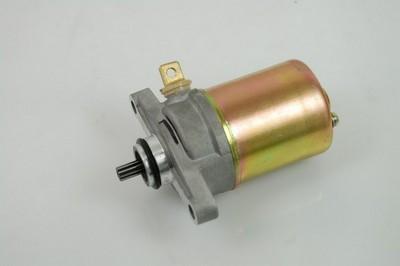 önindító motor komplett, tengely NT:10.átm. 7mm GY6 50 4T 139QMB