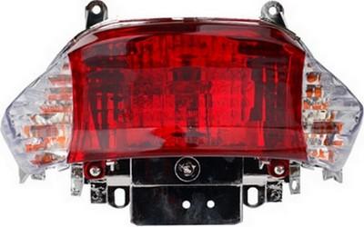 lámpa szett hátsó komplett, víztiszta index búrás GY6 50 4T 139Q