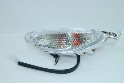 lámpa, jobb, első irányjelző, víztiszta búrás GY6 50 4T 139QMB K