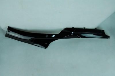 idom, oldal alsó, bal fekete fényezett GY6 50 4T 139QMB KINROAD