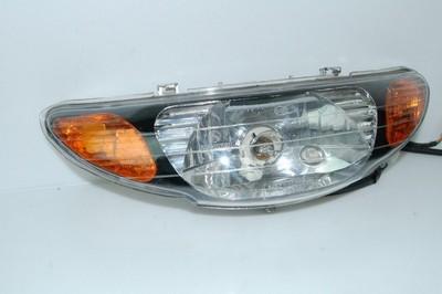 első fényszóró KOS +irányjelző lámpa