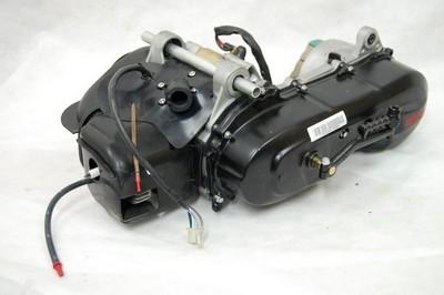 motor, komplett, 2T 10zoll kerék