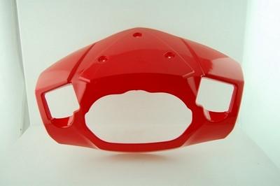 idom, sebességmérő műszer régi modell 2 főfékhenger piros