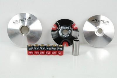 variátor első kuplung komplett QT-4.QT-K TUNING 2T