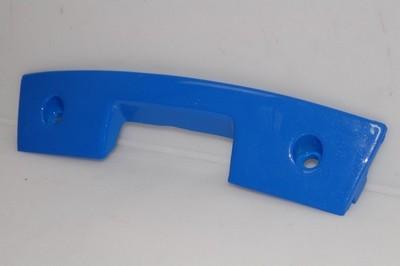 fedél /idom, hátsó lámpa alsó QT-4 kék