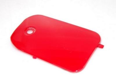 fedél /idom, fék főfékhenger piros, új design