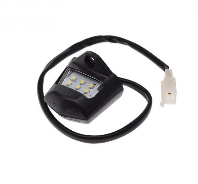 Lámpa, rendszámtábla (LED) Longjia LJ 50
