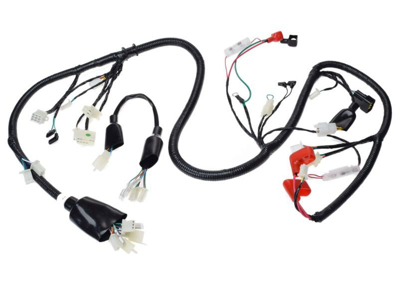 kábel köteg komplett, LONGJIA LJ50