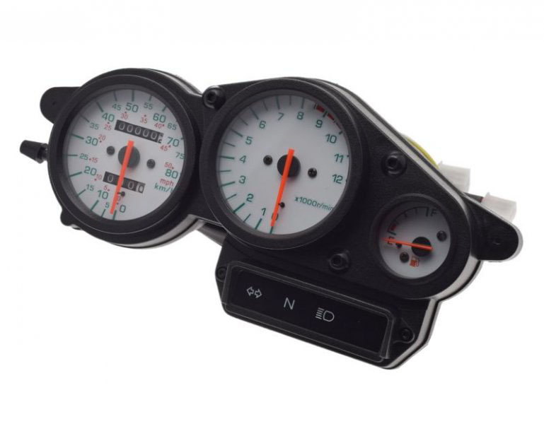 Sebességmérő műszer, ZIPP PRO