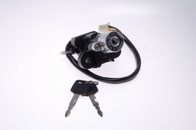 kapcsoló szett + kulcs gyújtás 150cc keeway