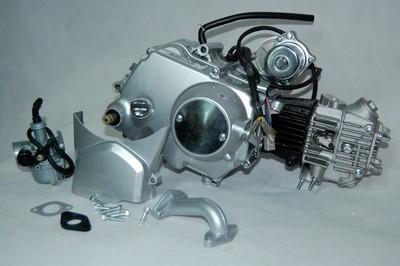 motor, komplett, PY-5 50 CC kivitel 1