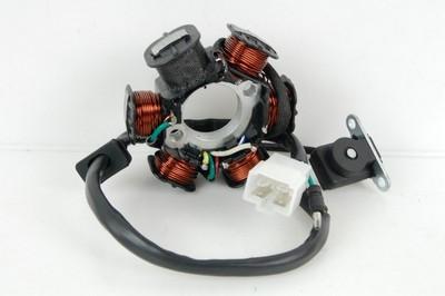 generátor állórész komplett, generátor/gy. ATV110 6 tekercs nélk