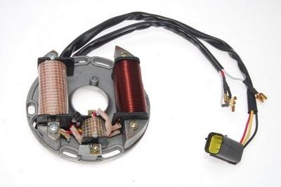 generátor állórész komplett, generátor/gy. ATV 2 tekercs
