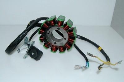 generátor állórész komplett, generátor/gy. ATV 250 ST-9E