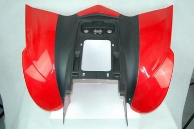 Idom, hátsó, ATV 250 ST-9E piros