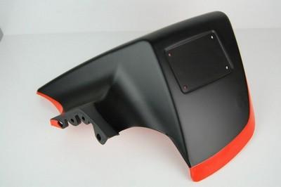 sárvédő, első jobb narancs ATV 250 STXE
