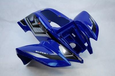 idom, első ATV XY150ST AUT. kék