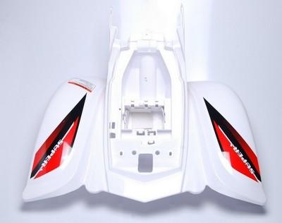 Idom, hátsó, ATV XY150ST AUT. fehér