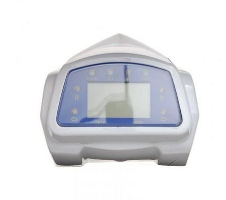 sebességmérő műszer ATV 150 AUT. fehér ház/burkolat