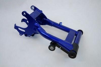 lengőkar komplett ATV 150 AUT. kék