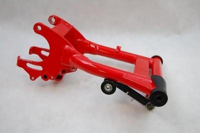 lengőkar komplett ATV 150 AUT. piros