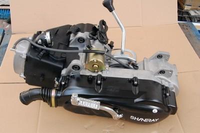 motor blokk komplett ATV Shineray 150 GY6 AUT +hátrameneti