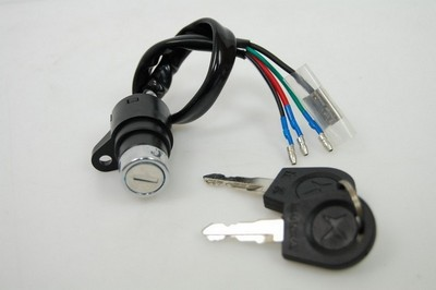 Kapcsoló szett + kulcs gyújtás 50Q-2E